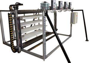 Cornice Machine